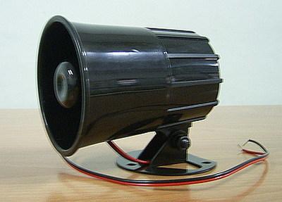 6種聲音可調 警報喇叭DC-12V
